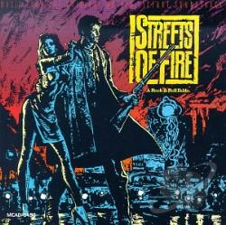 Streets of Fire CD Cover Art