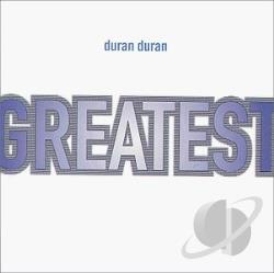 Duran Duran - Greatest CD Cover Art