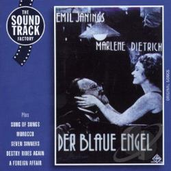Der Blaue Engel: Blue Angel - Blue Angel CD Cover Art
