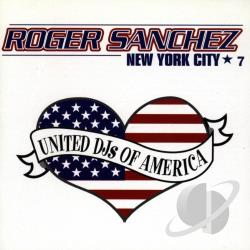 Sanchez, Roger - United DJs of America, Vol. 8: New York City CD Cover Art