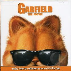 Original Soundtrack / Various Artists - Garfield: The Movie CD Cover Art