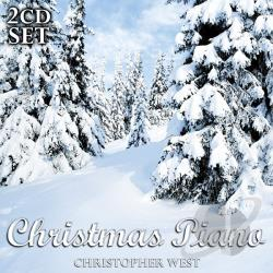 West, Christopher - Christmas Piano CD Cover Art