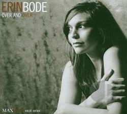 Bode, Erin - Over And Over CD Cover Art