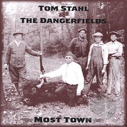 Stahl, Tom - Most Town CD Cover Art