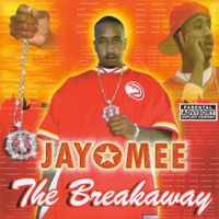 JAY-Mee - Breakaway CD Cover Art