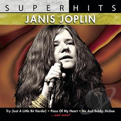 Joplin, Janis - Super Hits CD Cover Art