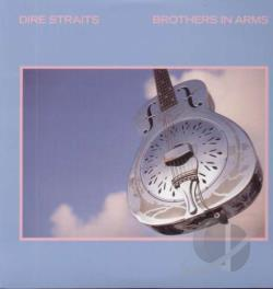 Dire Straits - Brothers in Arms LP Cover Art
