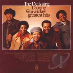 Dells - Dells Sing Dionne Warwicke's Greatest Hits CD Cover Art