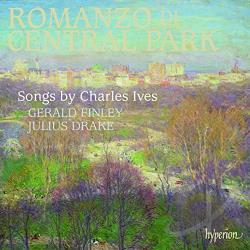 Ives, Charles - Romanzo Di Central Park - Songs By Ives CD Cover Art