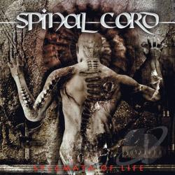 Spinal Cord - Stigmata of Life CD Cover Art
