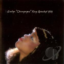 King, Evelyn Champagne - Greatest Hits CD Cover Art