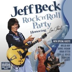 Beck, Jeff - Rock 'n' Roll Party (Honoring Les Paul) CD Cover Art