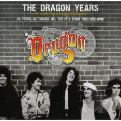 Dragon - Dragon Years: the 40th Anniversary Collection CD Cover Art