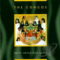 Congos - Natty Dread Rise Again CD Cover Art
