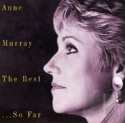 Murray, Anne - Best...So Far CD Cover Art