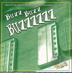 Various Artists - Buzz Buzz Buzzzzz Vol. 2 CD Cover Art