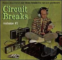 Fishgulish Presents Circuit Breaks Vol. 1 CD Cover Art
