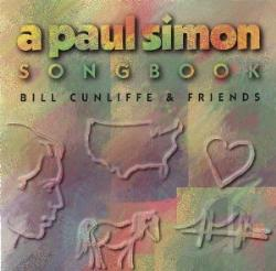 Cunliffe, Bill - A Paul Simon Songbook CD Cover Art
