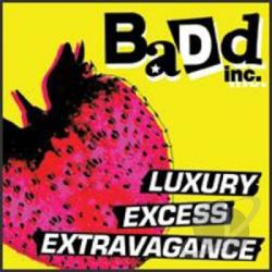 Badd Inc. - Badd Inc. CD Cover Art