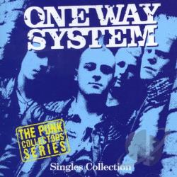 One Way System - Singles Collection CD Cover Art