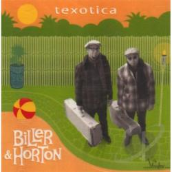 Biller And Horton - Texotica CD Cover Art