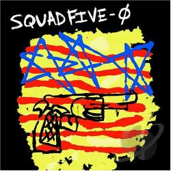 Squad Five-O - Late News Breaking CD Cover Art