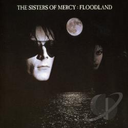 Sisters Of Mercy - Floodland CD Cover Art