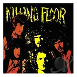 Killing Floor - Killing Floor CD Cover Art