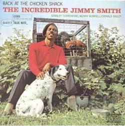 Smith, Jimmy - Back at the Chicken Shack CD Cover Art