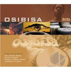 Osibisa - Osibisa CD Cover Art