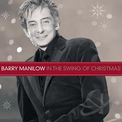 Manilow, Barry - In the Swing of Christmas CD Cover Art