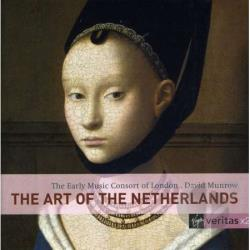 Art of the Netherlands CD Cover Art