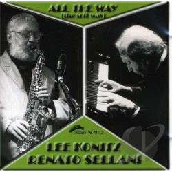 Konitz, Lee - All the Way (The Soft Ways) CD Cover Art