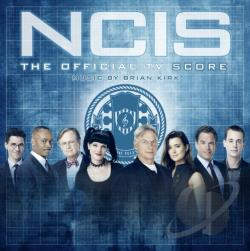 NCIS: The Official TV Score CD Cover Art
