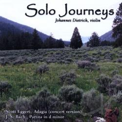Dietrich, Johannes - Solo Journeys CD Cover Art