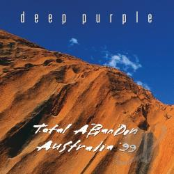 Deep Purple - Total Abandon: Australia '99 CD Cover Art