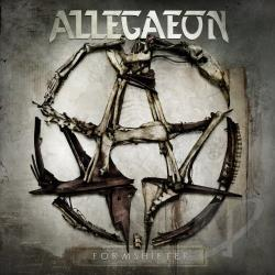 Allegaeon - Formshifter CD Cover Art