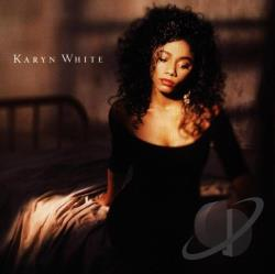 White, Karyn - Karyn White CD Cover Art