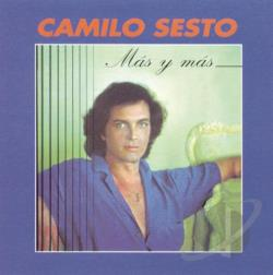Sesto, Camilo - Mas Y Mas CD Cover Art