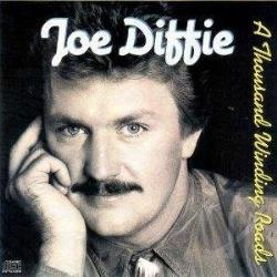 Diffie, Joe - A Thousand Winding Roads CD Cover Art
