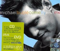 Buble, Michael - Come Fly with Me CD Cover Art