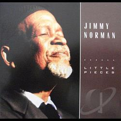 Norman, Jimmy - Little Pieces CD Cover Art