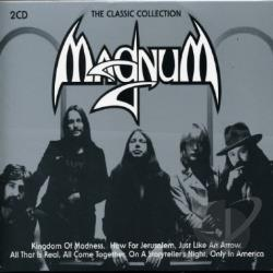 Magnum - Magnum:Classic Collection CD Cover Art