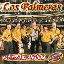 Palmeras, Los - La Fiesta En Vivo CD Cover Art