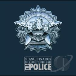 Police - Message In A Box: The Complete Recordings CD Cover Art
