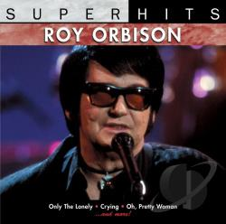 Orbison, Roy - Super Hits CD Cover Art