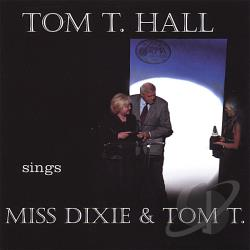Hall, Tom T. - Sings Dixie & Tom T. CD Cover Art