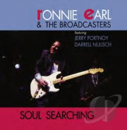 Earl, Ronnie - Soul Searchin' CD Cover Art