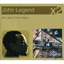 John Legend - Once Again / Get Lifted CD Album