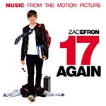 17 Again: Music From The Motion Picture DB Cover Art